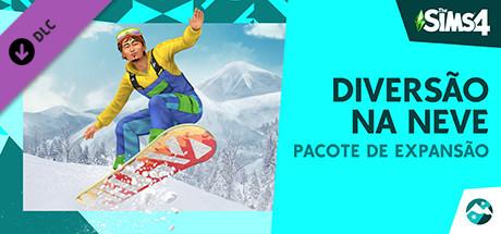 The Sims 4 Diversão na Neve + Todas DLCS [PT-BR] Capa