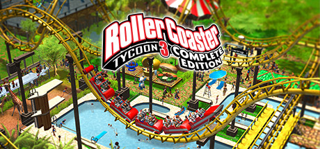 RollerCoaster Tycoon 3 Complete Edition Capa