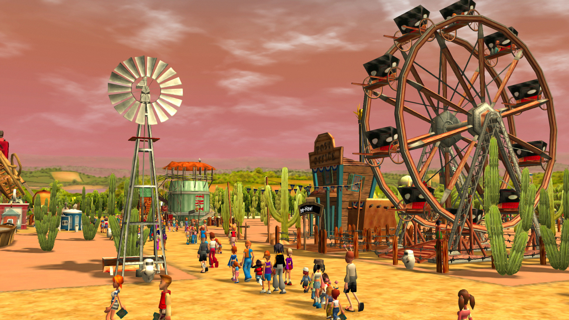 RollerCoaster Tycoon® 3: Complete Edition on Steam