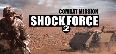 Combat Mission Shock Force 2 Capa