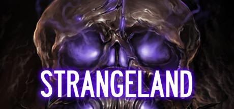 Strangeland Capa