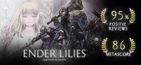 ENDER LILIES Quietus of the Knights [PT-BR] Capa