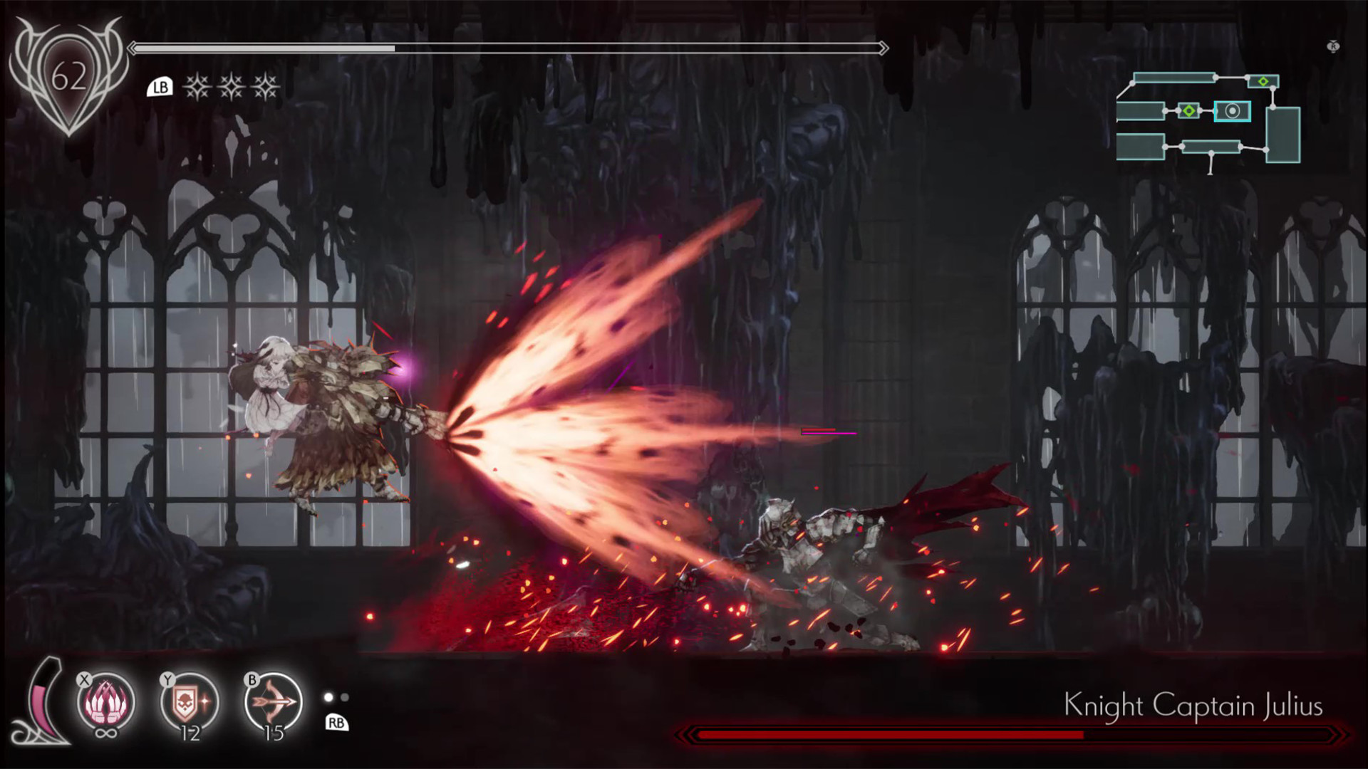 ENDER LILIES: Quietus of the Knights Gameplay image