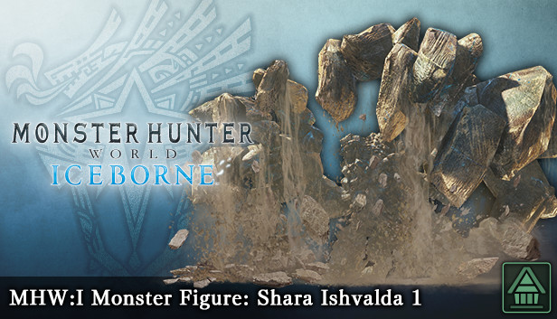 Monster Hunter World: Iceborne - MHW:I Monster Figure: Shara Ishvalda 1 on  Steam