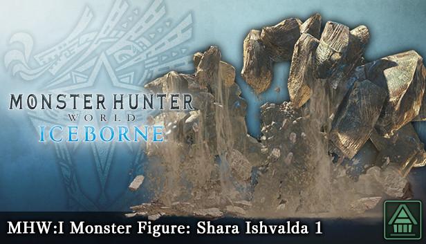 Monster Hunter World: Iceborne - MHW:I Monster Figure: Shara Ishvalda 1 on  Steam