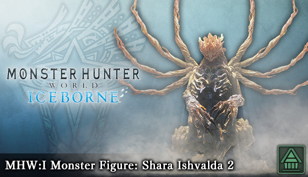 Monster Hunter World: Iceborne - MHW:I Monster Figure: Shara Ishvalda 2 on  Steam