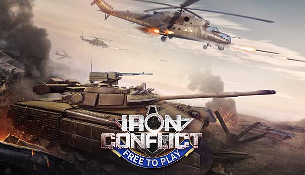 Iron Conflict (EA)