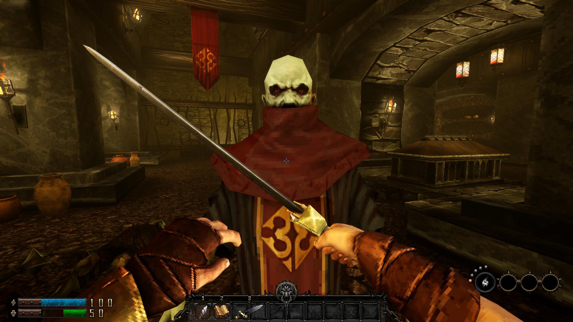 El heredero del clásico Hexen, Graven confirma lanzamiento para Xbox Series X 2