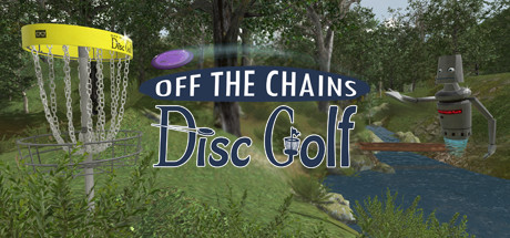 Off The Chains Disc Golf Cover Image