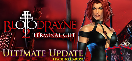 BloodRayne 2 Terminal Cut Capa