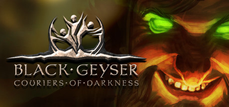 Black Geyser Couriers of Darkness Capa