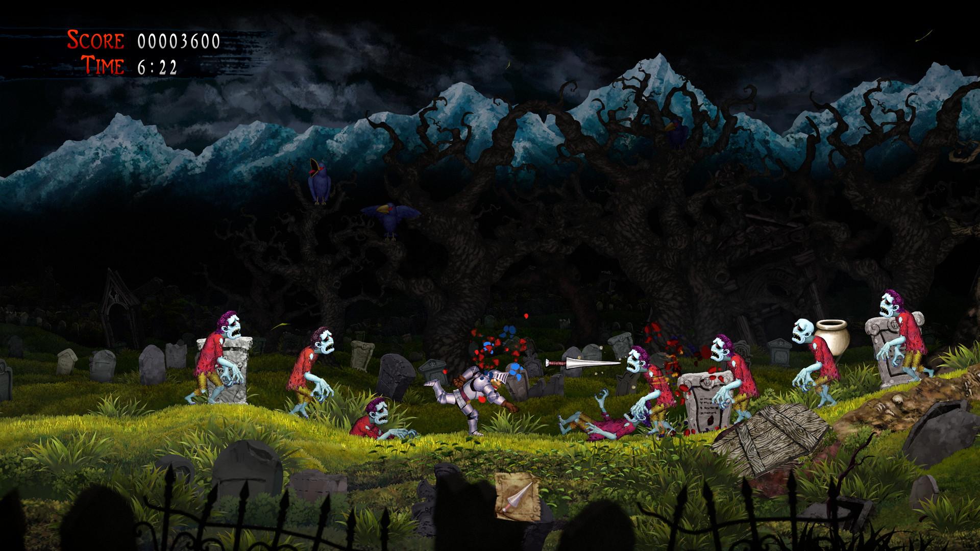 Ghosts n Goblins Resurrection Free Download