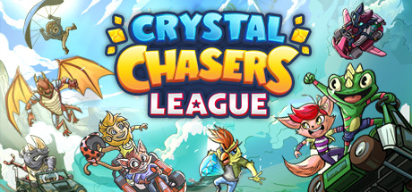Crystal Chasers League [PT-BR] Capa