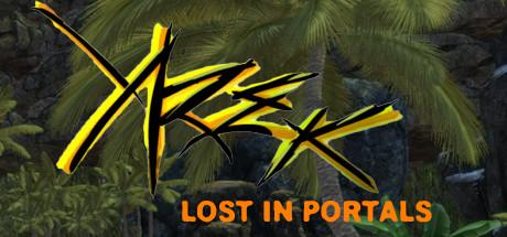 YRek Lost In Portals Capa