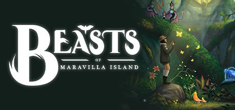 Beasts of Maravilla Island Capa