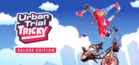 Urban Trial Tricky Deluxe Edition [PT-BR] Capa