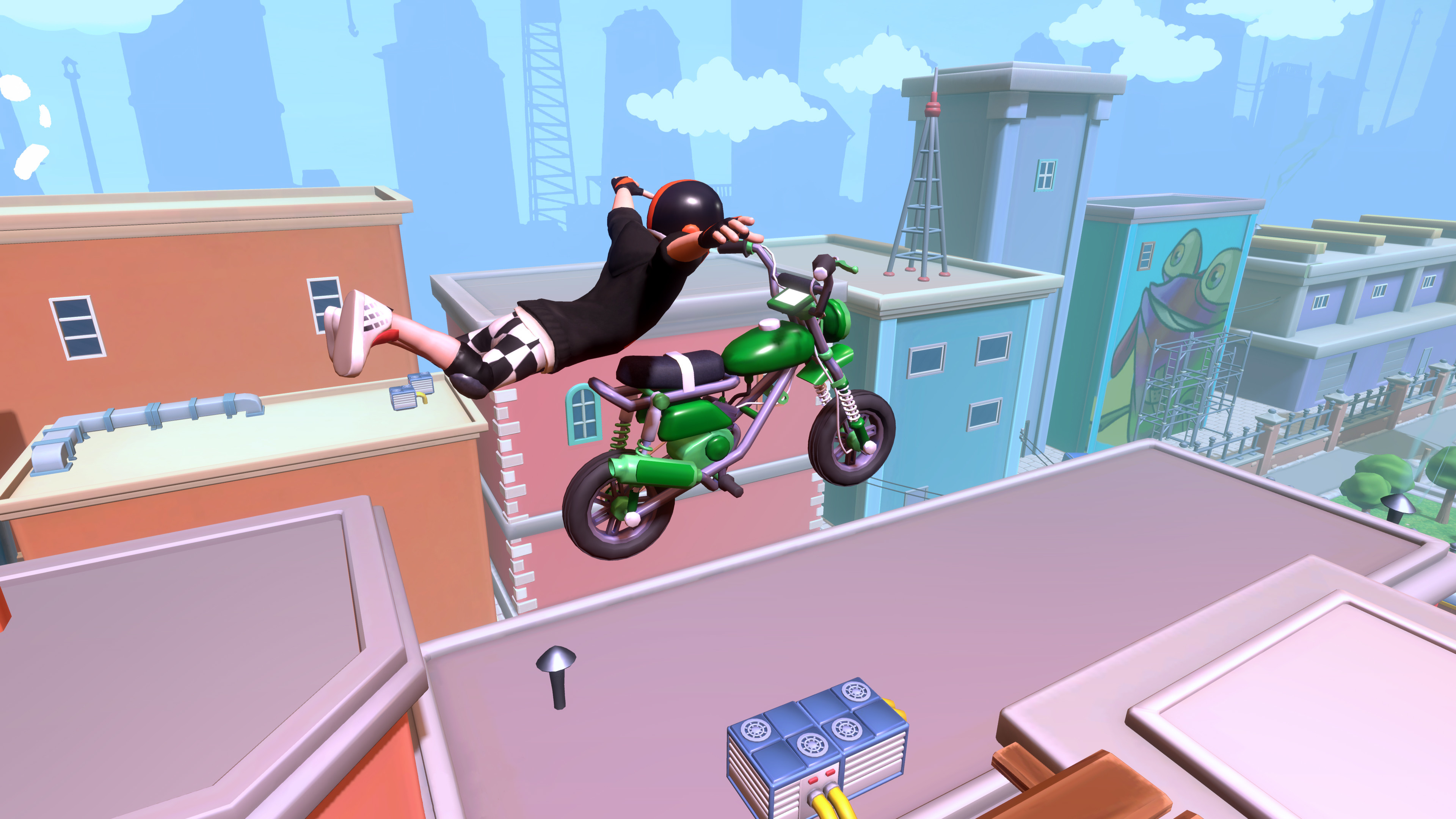 Urban Trial Tricky Free Download