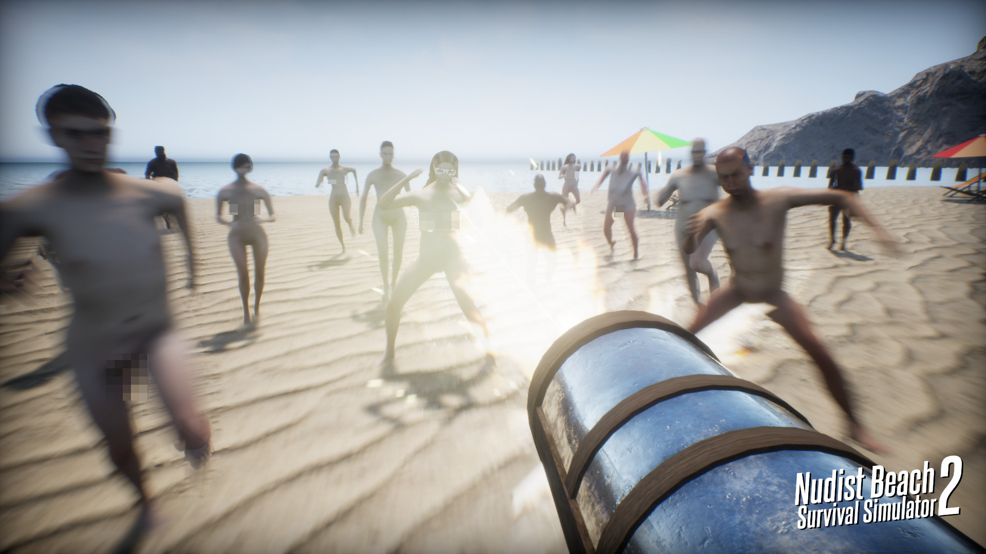 Nudist Beach Survival Simulator 2 On Steam