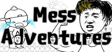 Mess Adventures Cover Image