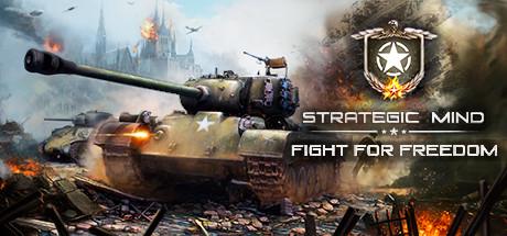 Strategic Mind Fight for Freedom Capa