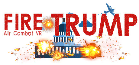 FIRE  TRUMP - Air Combat VR Cover Image