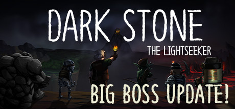 Dark Stone The Lightseeker Capa