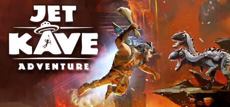 Jet Kave Adventure Capa