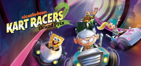 Nickelodeon Kart Racers 2 Grand Prix Capa