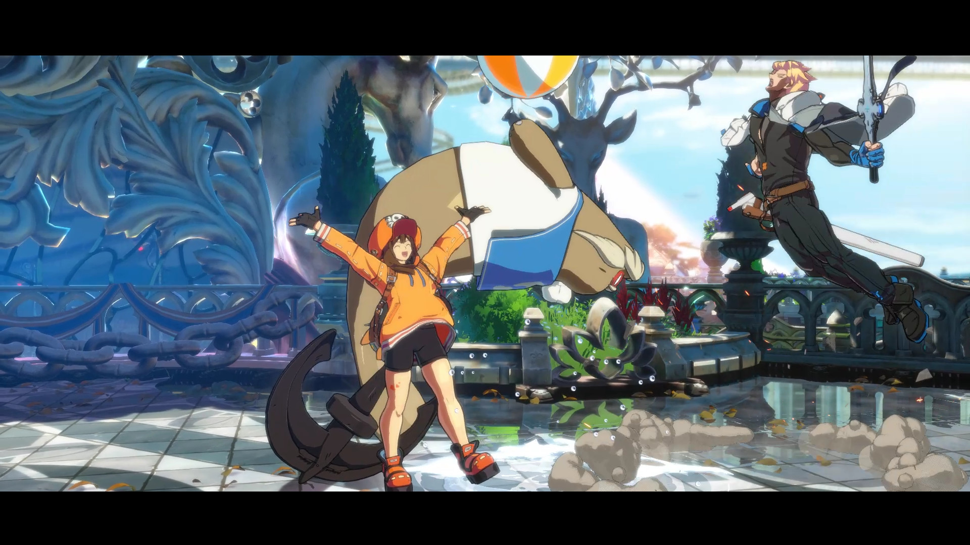 An Image from Guilty Gear: Strive