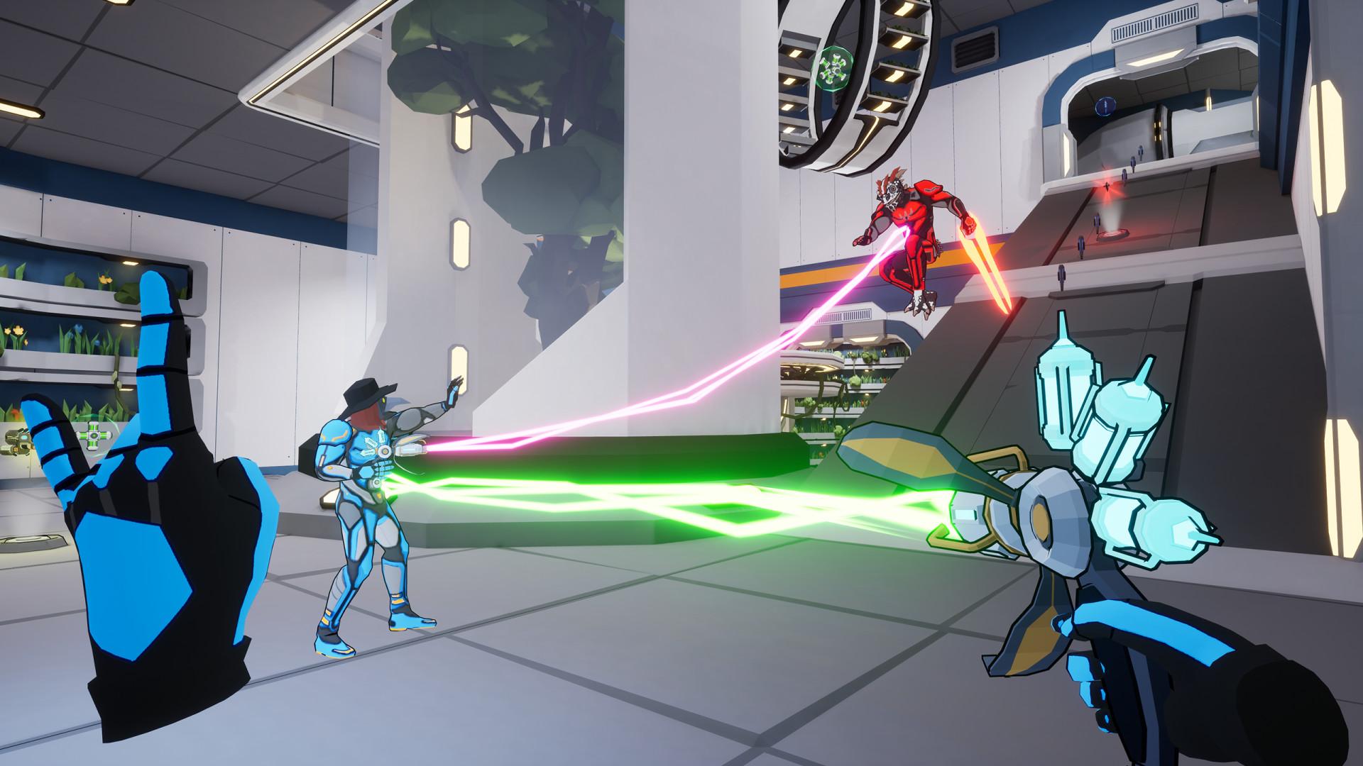 Oculus Quest 游戏《Grapple Tournament》格斗锦标赛VR插图(3)
