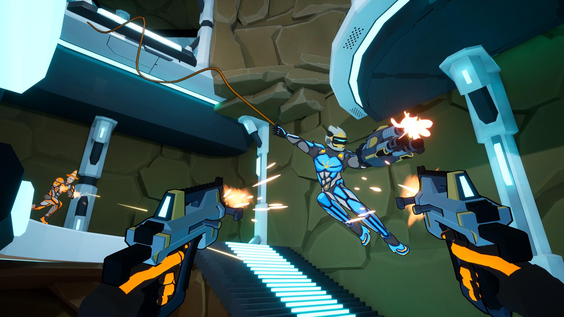 Oculus Quest 游戏《Grapple Tournament》格斗锦标赛VR插图
