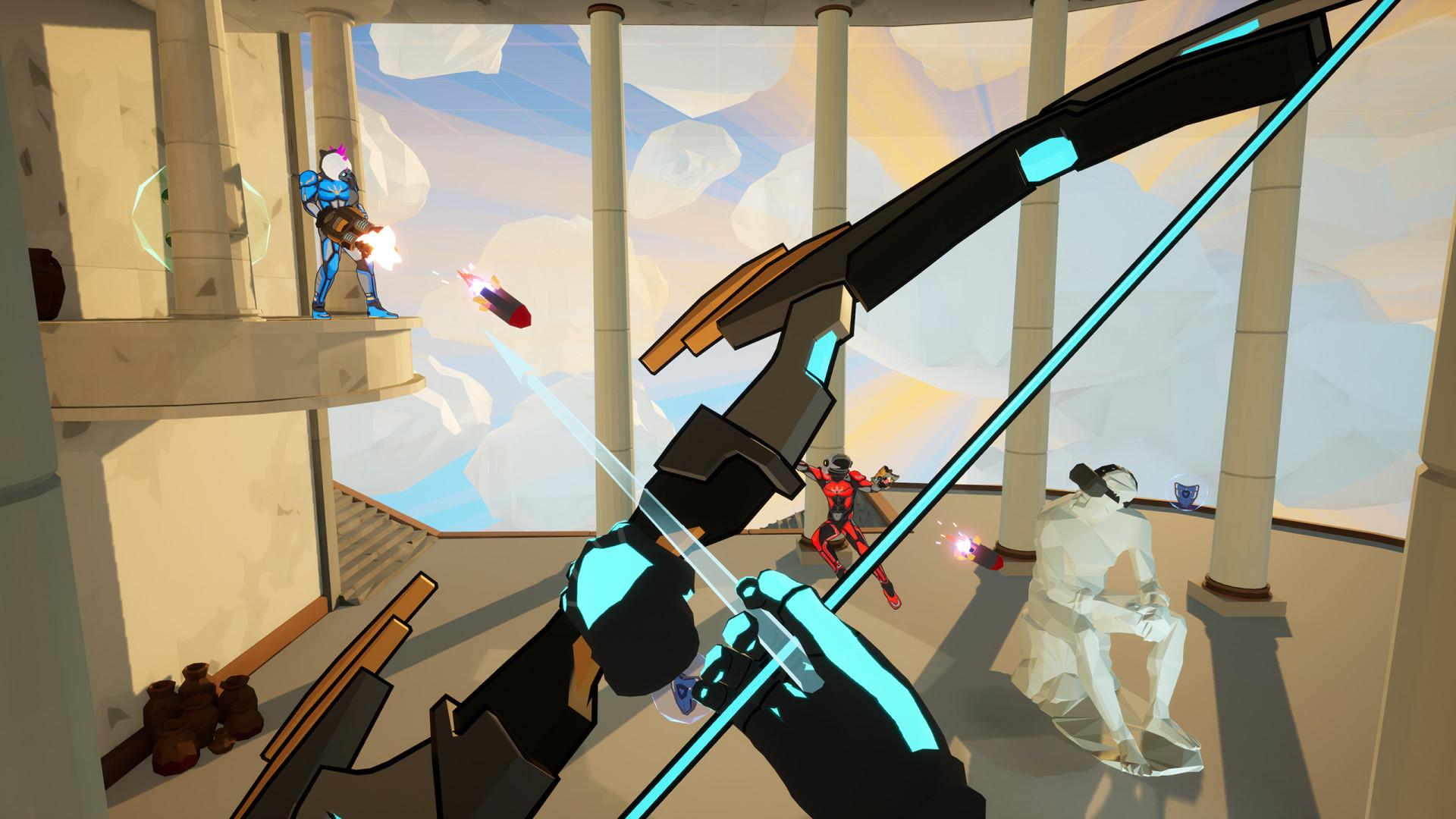 Oculus Quest 游戏《Grapple Tournament》格斗锦标赛VR插图(2)