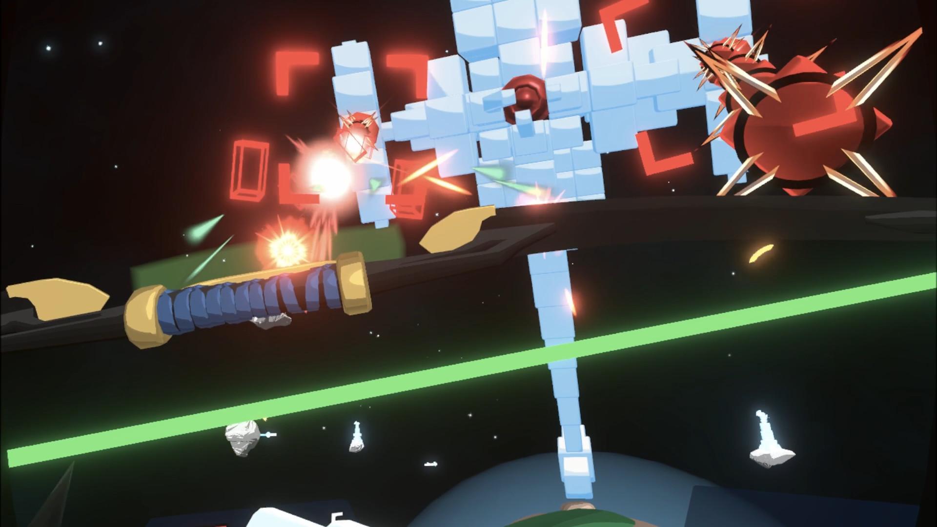 Oculus Quest 游戏《Shinobi Breaker》忍者破碎机插图(3)
