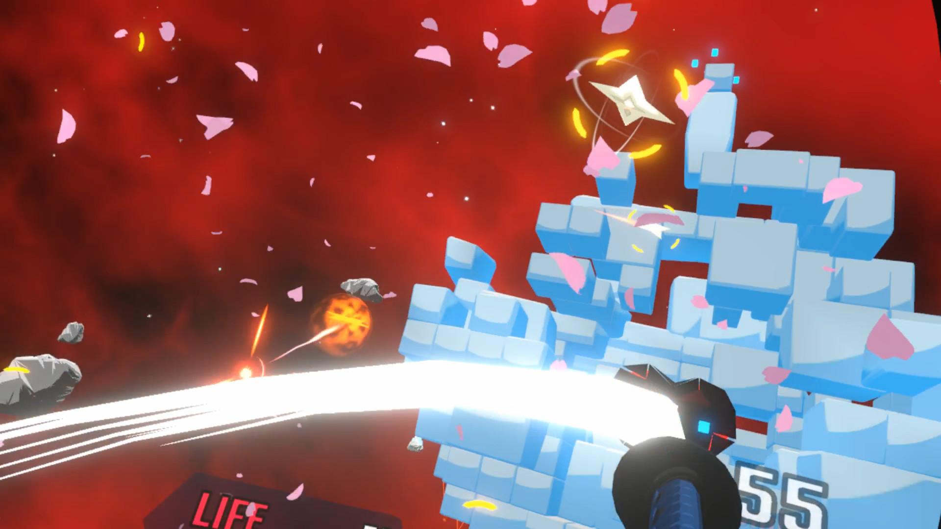 Oculus Quest 游戏《Shinobi Breaker》忍者破碎机插图