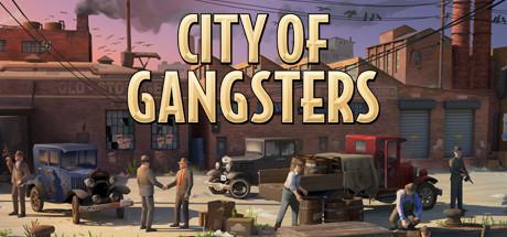 City of Gangsters Capa