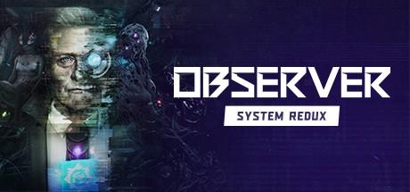 Observer: System Redux Cover Image