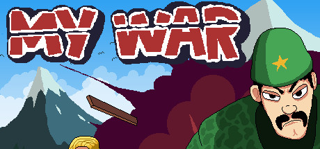 Teaser image for My War