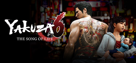 Yakuza 6: The Song of Life Free Download