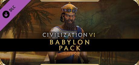 Sid Meiers Civilization VI  Babylon Pack [PT-BR] Capa