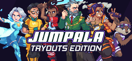 Jumpala: Tryouts Edition Cover Image