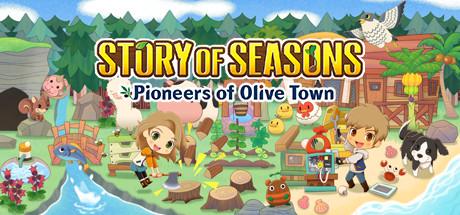 STORY OF SEASONS Pioneers of Olive Town Capa