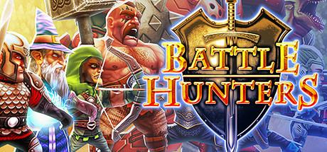 Battle Hunters Capa