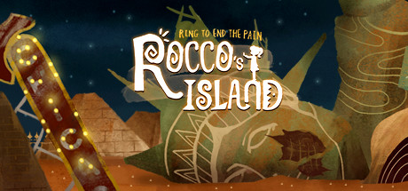 Rocco's Island: Ring to End the Pain Cover Image