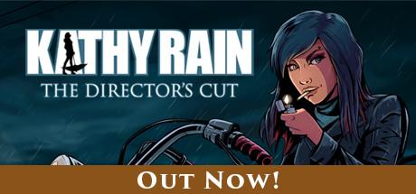 Kathy Rain Directors Cut [PT-BR] Capa