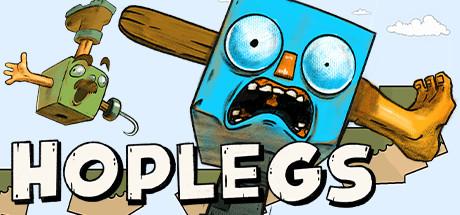 Hoplegs [PT-BR] Capa