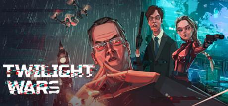 Twilight Wars Cover Image