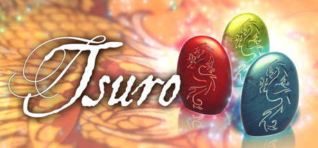 Tsuro - The Game of The Path Cover Image