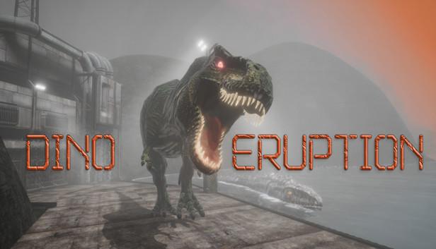 Dino Eruption on Steam