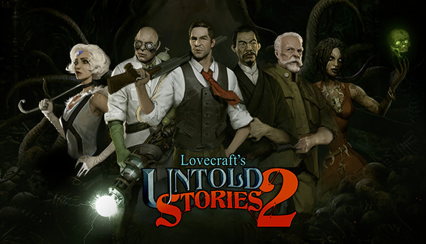 Lovecraft's Untold Stories 2 (EA)