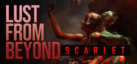 Lust from Beyond: Scarlet Cover Image